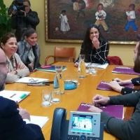 Junta y Podemos llegan a un principio de acuerdo en los presupuestos