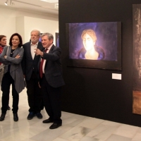 """La obra de Sofía Gandarias se exhibe en la Sala """"Vaquero Poblador"""""""