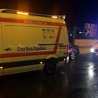 Una mujer herida tras ser atropellada en Badajoz