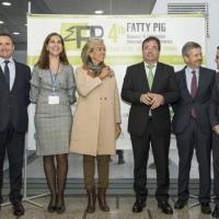 Vara destaca el gran potencial agroalimentario de Extremadura