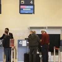 Los vuelos entre Badajoz y Madrid permitirán ida y vuelta en el mismo día