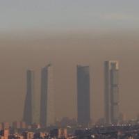 Activado el escenario 1 del protocolo de contaminación en Madrid