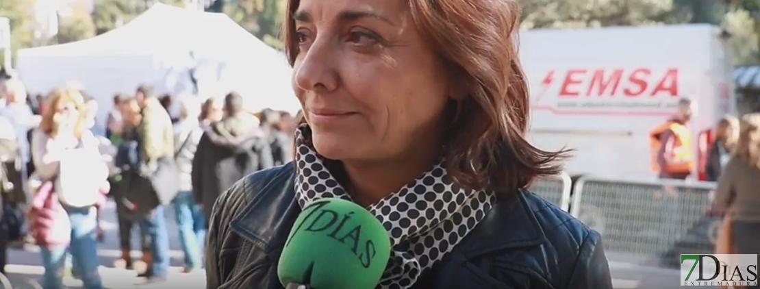 Entrevista a Pepa Bueno por un #TrenDignoYa