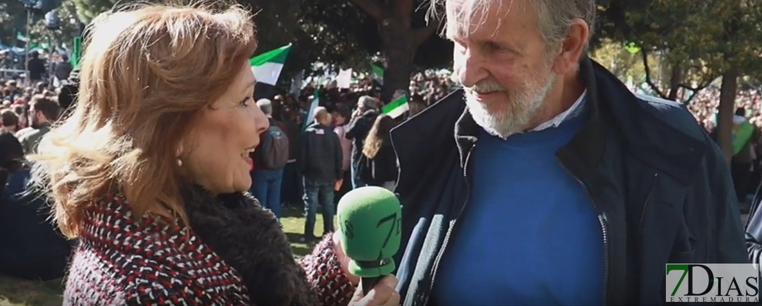 Diego Hidalgo Schnur pide un #TrenDignoYa para Extremadura