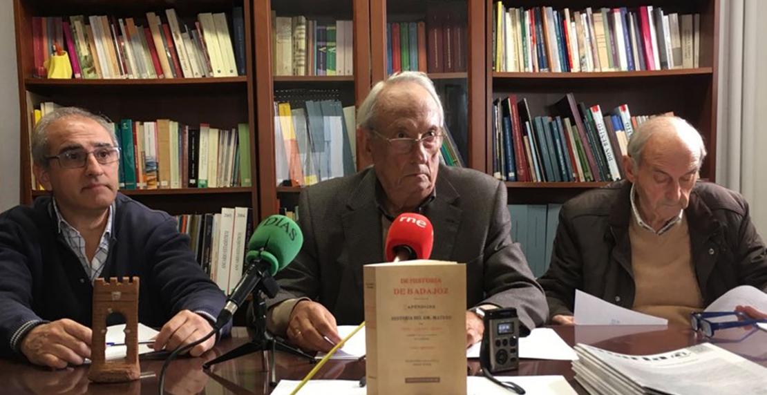 La Asociación 'Amigos de Badajoz' reedita un nuevo libro