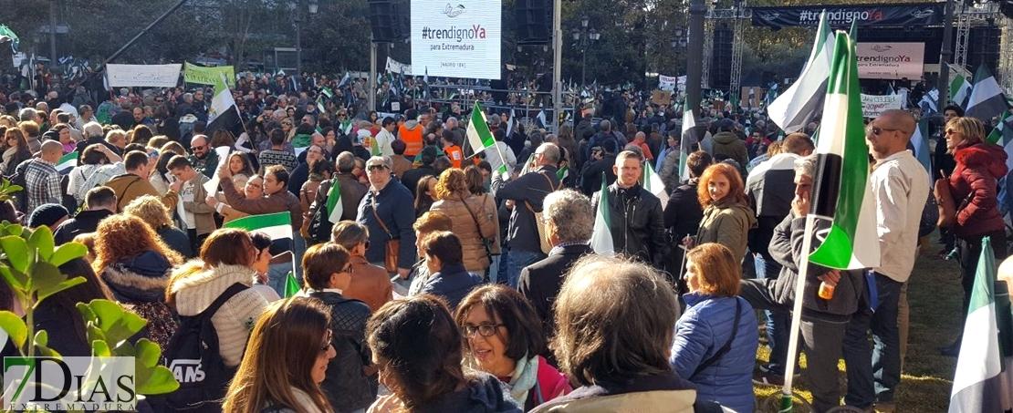 Así está la plaza de España de Madrid por un #TRENDIGNOYA