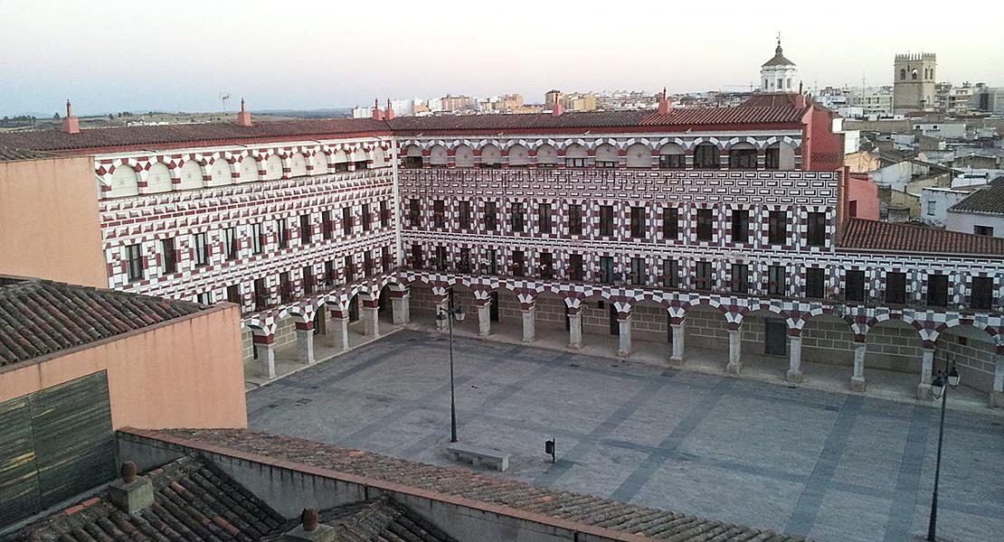 Una visita guiada por lugares emblemáticos de Badajoz