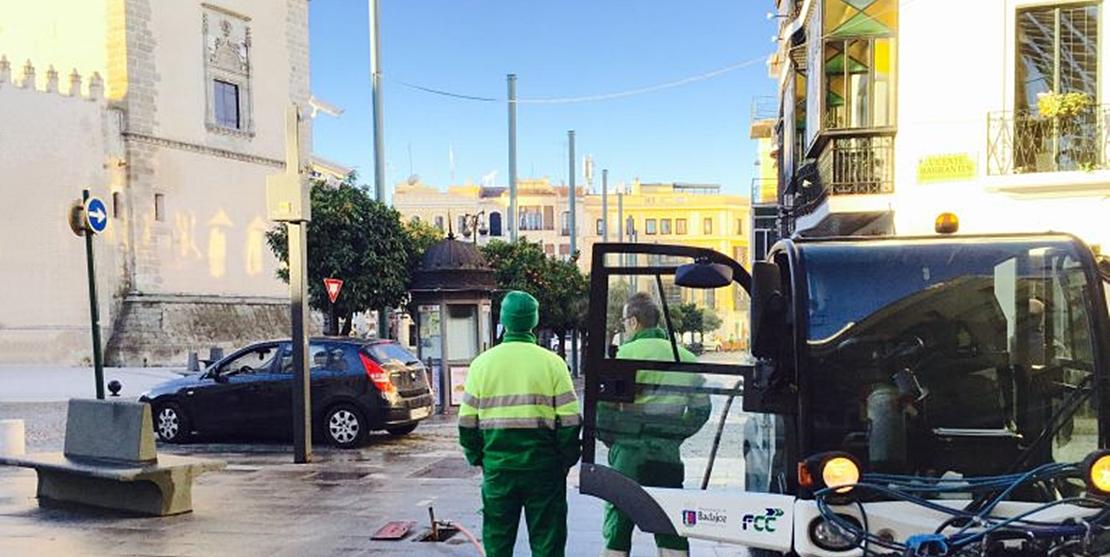 """Trabajadores de FCC-Badajoz se concentrarán mañana """"por pésimas condiciones laborales"""""""