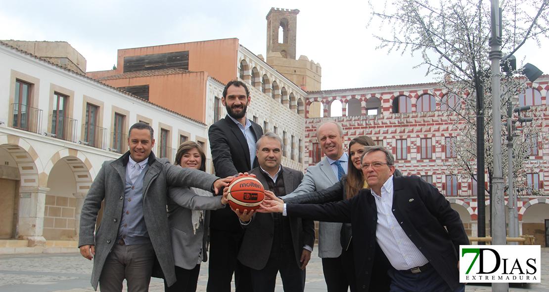 Badajoz albergará el Campeonato de España junior de Baloncesto