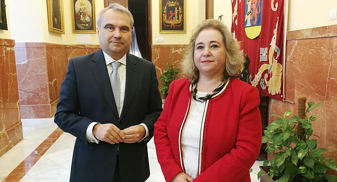 El Consejo Económico y Social de Extremadura lleva su Pleno a Badajoz