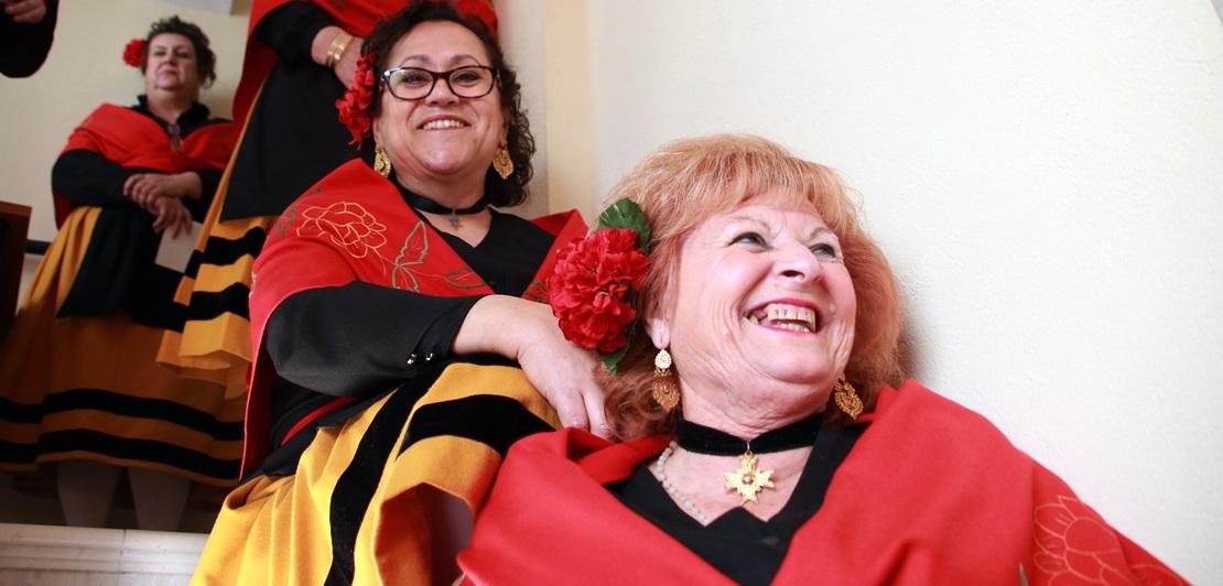 Segura de León disfruta de la XXXV Muestra de Villancicos de la Diputación