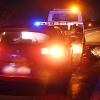 Crítico tras sufrir un accidente de tráfico en la carretera de Montijo (Badajoz)