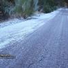 Imágenes de las heladas al amanecer en Extremadura este diciembre