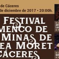 """Oportunidad para disfrutar del mejor flamenco en """"El Festival Flamenco de las Minas"""""""