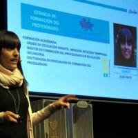 Jóvenes extremeños exponen su experiencia laboral fuera de España