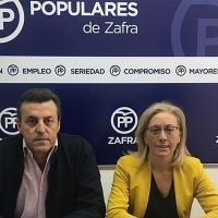 """PP-Zafra: """"La gestión de Contreras en 2017 ha sido muy decepcionante"""""""