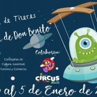 """El II Festival de títeres 'Ciudad de Bon Benito' """"mejora su calidad"""""""