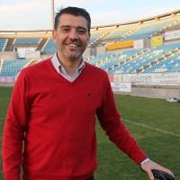 Pablo Blázquez valora la primera vuelta del Badajoz de notable
