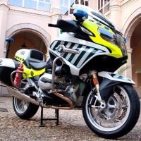 La Guardia Civil incorpora motocicletas con tecnología de última generación