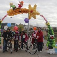 Imágenes de la Ciclocabalgata Solidaria 2017 I