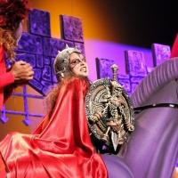 'Merlín, un musical mágico' esta tarde en el López de Ayala