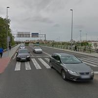 Dos personas heridas graves por atropello en Don Benito y Badajoz