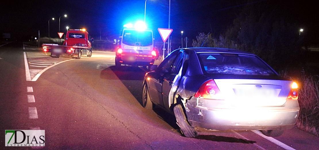 Nuevo accidente en la carretera de Olivenza