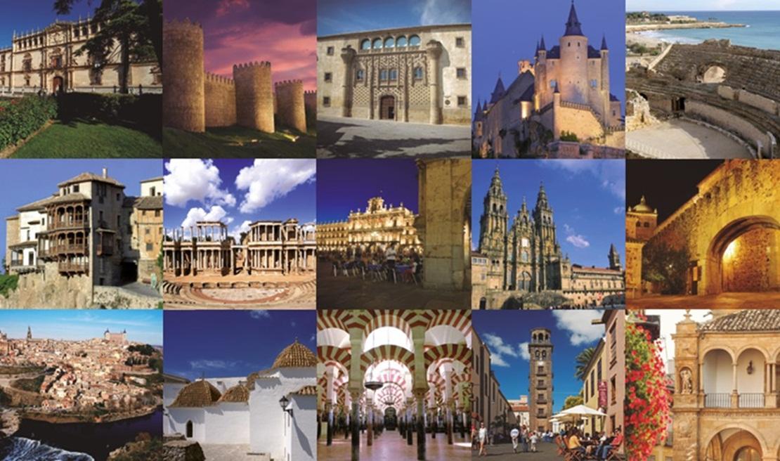 Actividades para celebrar el 25 aniversario del Grupo Ciudades Patrimonio