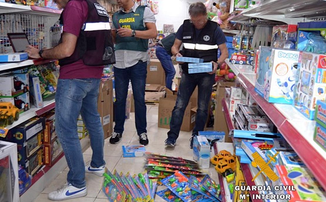 Retiran de la venta más de 3.200 juguetes por no reunir condiciones de seguridad