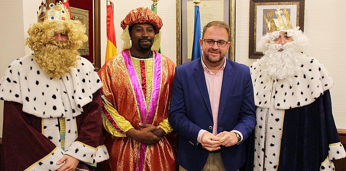 Mérida adelanta la Cabalgata de Reyes