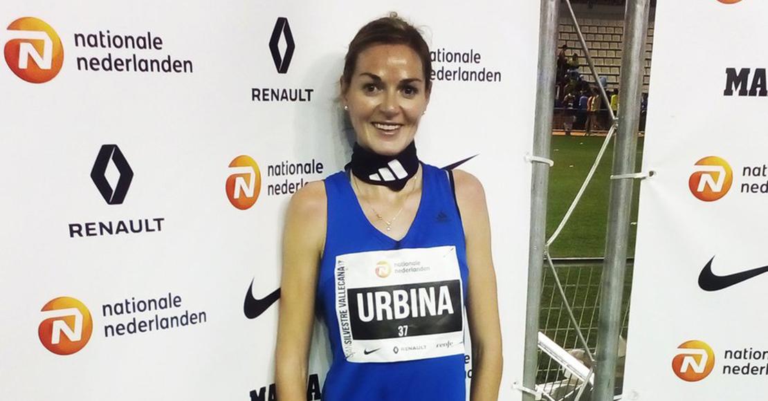 La extremeña Teresa Urbina brilla en la San Silvestre Vallecana