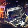 Accidente con vuelco en la carretera de Olivenza a Badajoz