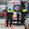 Cuatro heridos en dos accidente ocurridos esta tarde en Badajoz