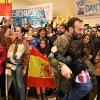 Emotivas imágenes de la llegada de la Brigada Extremadura XI a Extremadura