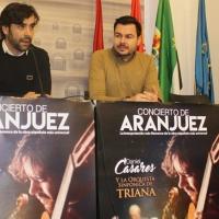 Daniel Casares trae hasta Mérida la versión flamenca del Concierto de Aranjuez