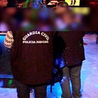 Liberadas dos menores que se encontraban en un club de alterne de Mocejón