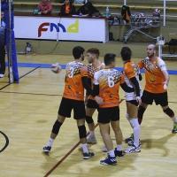 El Voleibol Pacense sigue sin encontrarse a sí mismo