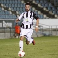 Álvaro Torralbo nuevo descarte del CD. Badajoz