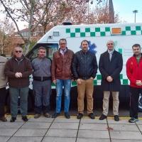 El Área de Salud Llerena-Zafra ya tiene ambulancia