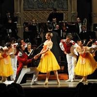 La producción ovacionada en europa 'Gran Gala Strauss' llega al López