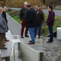 Mejoras en las zonas regables de Olivenza y Villanueva del Fresno