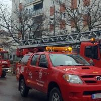 Un incendio en una pollería alerta a los vecinos de Valdepasillas