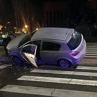 Grave accidente en la autopista