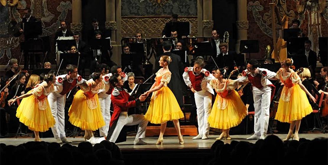 La producción ovacionada en europa 'Gran Gala Strauss' llega al López de Ayala