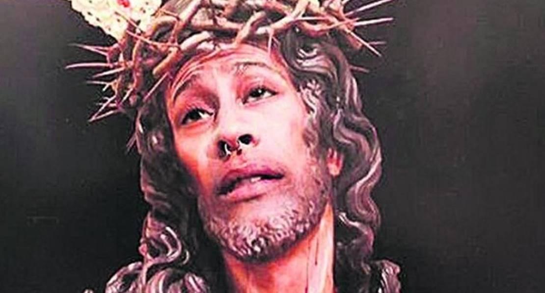 El joven que puso su cara en un Cristo paga la multa con una colecta pública