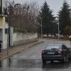 Postales de viento y lluvia en Badajoz