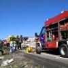 Accidente con un muerto en una carretera de Badajoz