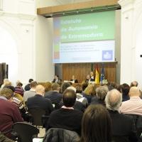 Plena Inclusión adapta el Estatuto de Autonomía por su 35 aniversario