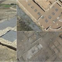 Las ruinas romanas de Contributa Iulia ya son Bien de Interés Cultural