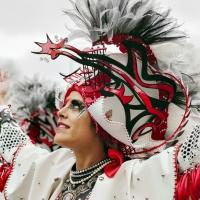 Los mejores primeros planos del Desfile de Comparsas del Carnaval de Badajoz